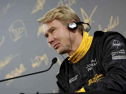 Mika Häkkinen comes to Bulgaria
