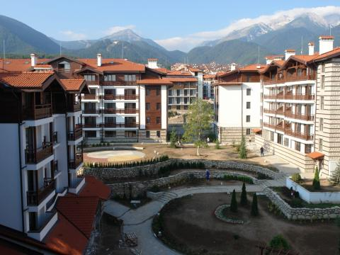 Bansko – full for the holidays