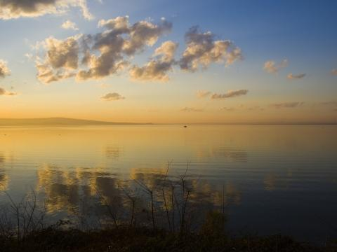 The lake in Burgas is now a protected zone
