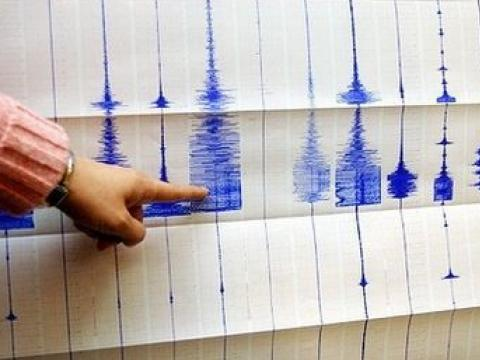 An earthquake measuring 5 on the Richter scale felt in Bulgaria