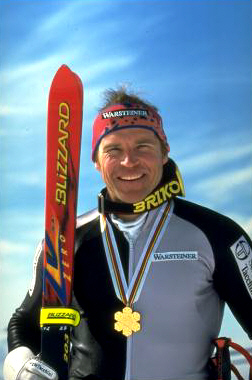 Girardelli gave his last Crystal globe to Bansko