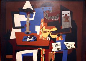 A Picasso exhibition in Sofia