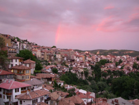 Veliko Tarnovo with a three-day work week