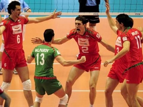 Bulgarian voleyball players nominated for allstars game in Russia