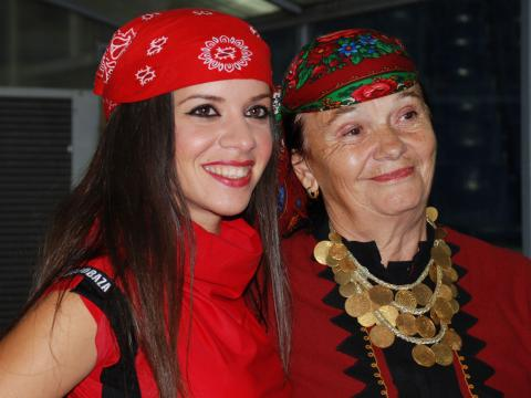 Elitsa Todorova becomes Snow White
