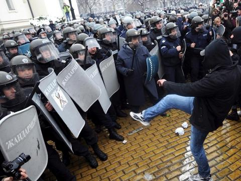 Protests in Bulgaria far from over