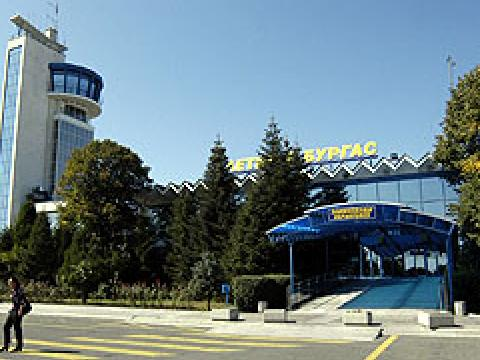 The airports of Burgas and Varna served 3,4 million passengers for 2008