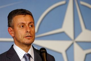 NDSV proposes Solomon Pasi for a general secretary of NATO