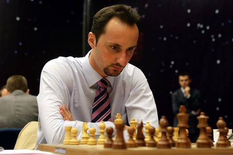 "Veselin Topalov – в""–1 in the world"