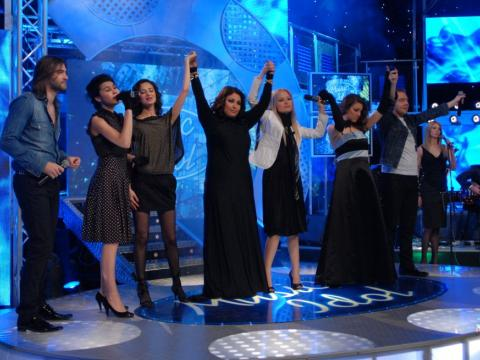 And the new jury of Music Idol Bulgaria is…