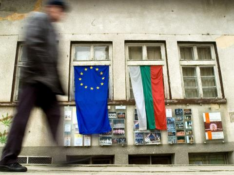 February 1st: Bulgaria became an associated member of the European union
