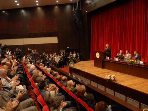 UNSS will host a competition in European law