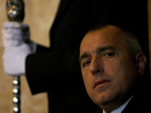 Boiko Borisov met the president of FIBA Europe