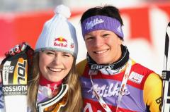 The queens of skiing come to Bansko