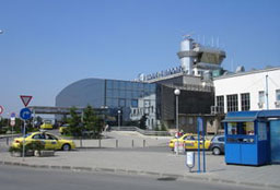 The Sofia airport - on European level