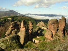 The rock formations near Belogradchik must become an European geopark