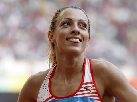 Ivet Lalova – third in the 60 m. races in Linz