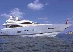 Bulgarian businessmen - keen on the yacht of Bond