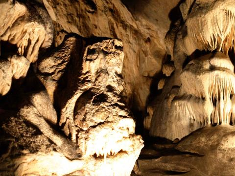 "The cave ""Magurata"" – financed by a project"