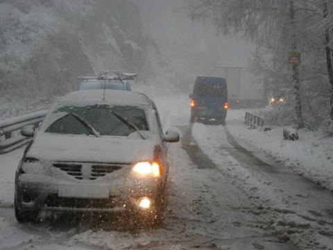 The road restrictions in some regions of Bulgaria remain
