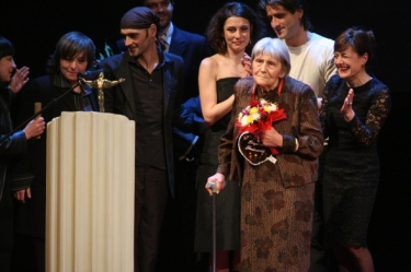 The theatre awards Ikar 2009