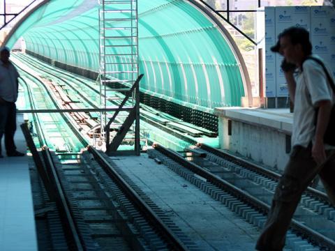 Subway to reach Studentski grad?