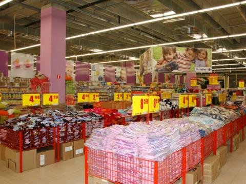 The first Carrefour opens in Bulgaria