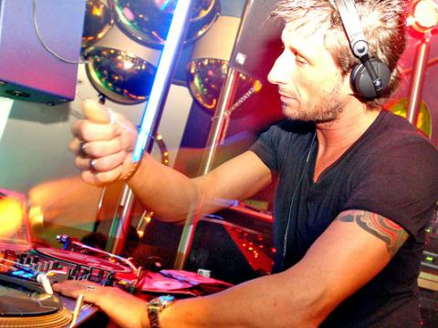 Top DJs Marco Bailey and Valentino Kanzyani assault the Escape club in April