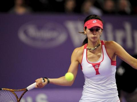 "Pironkova – в""–50 in the international rankings"