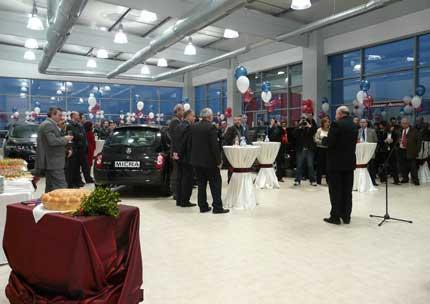 New center of Nissan and Dacia in Stara Zagora