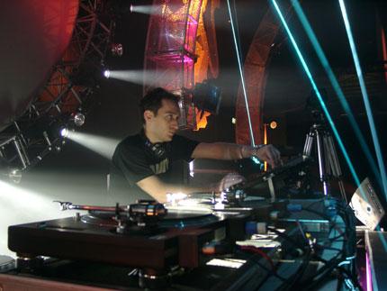 Paul Van Dyk chose Bulgarian DJs for his party in Sofia