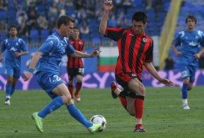 Lokomotiv defeats Levski