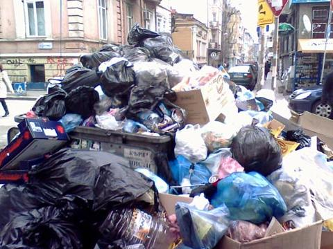 The crisis team approved the financing for the clean up of Sofia