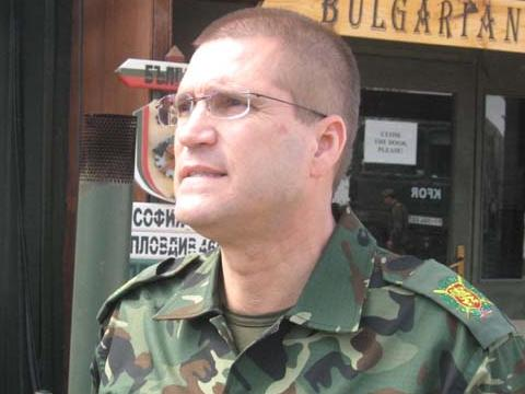 The Bulgarian contingent in Kosovo will not be reduced