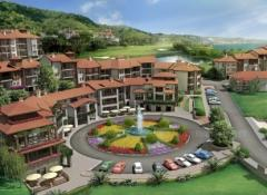 A luxurious complex worth 550 million euro to be constructed