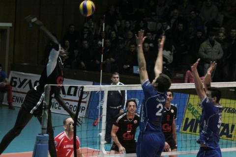 Levski - Sikonko is the new volleyball champion of Bulgaria