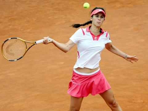 Pironkova faces a Tunisian in Stuttgart