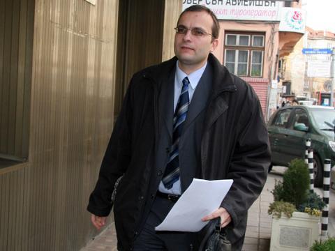 M. Dimitrov: GERB winning alone? Fairy tales!