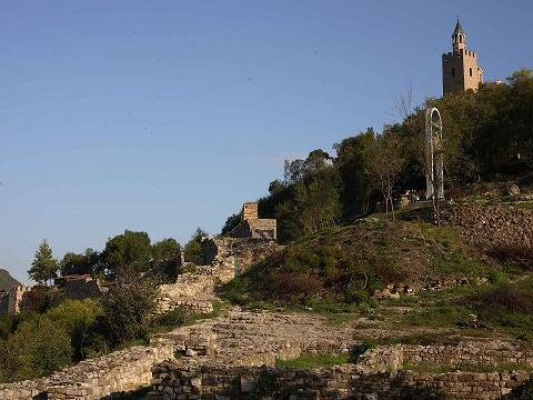Veliko Tarnovo popular among tourists