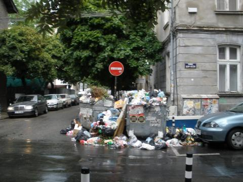 Stara Zagora to dispose of garbage with military technologies