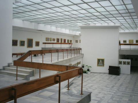 Unique exhibition of the Bulgarian alphabet