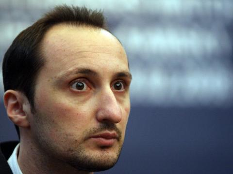 A draw between Topalov and Lenier Dominguez