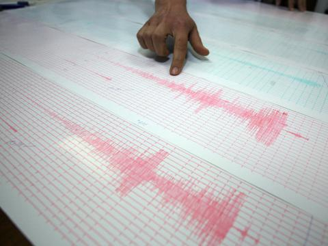 Weak earthquake shook Provadia