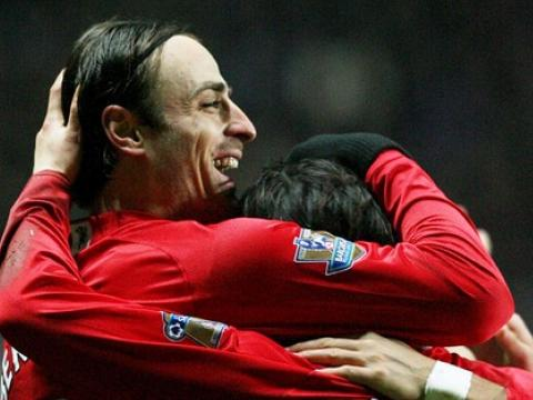 Berbatov on the thrill of being in Manchester