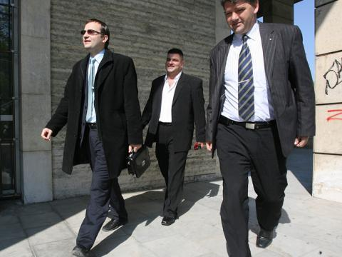 SDS excluded Iurukov and Radonov