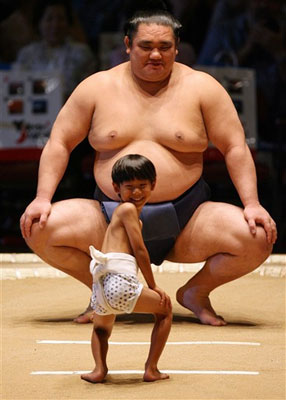 A second Bulgarian in the sumo league of Japan