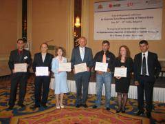 Four Bulgarian hotels awarded by KSO