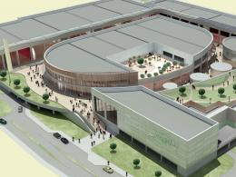 The construction of the first open air mall in Bulgaria - approved