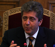 Parvanov: The majority vote is a symbol of democracy