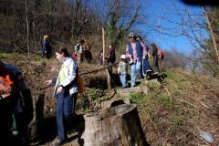 The tourist paths in the region of Veliko Tarnovo - more than 120 km. long